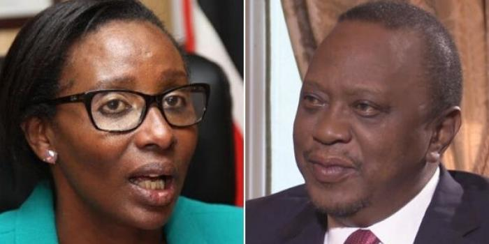 Elachi to Uhuru: You Must Pass Through Me in Nairobi [VIDEO ...