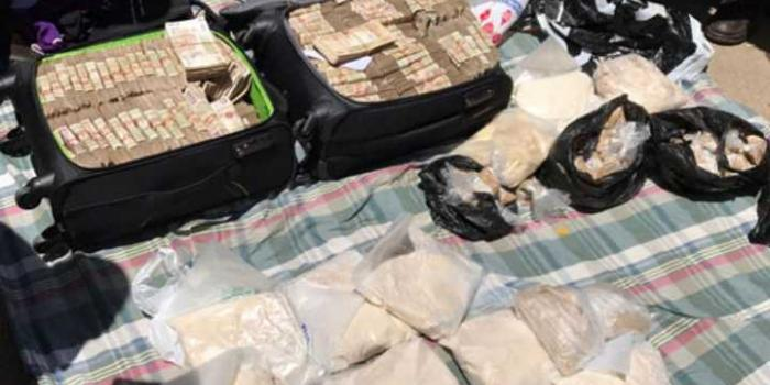 KRA Busts Cartel Hiding Drugs in Rotting Skin in Mombasa