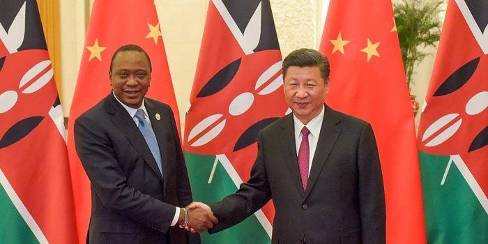 Chinese President Offers Uhuru Lifeline During Video Call