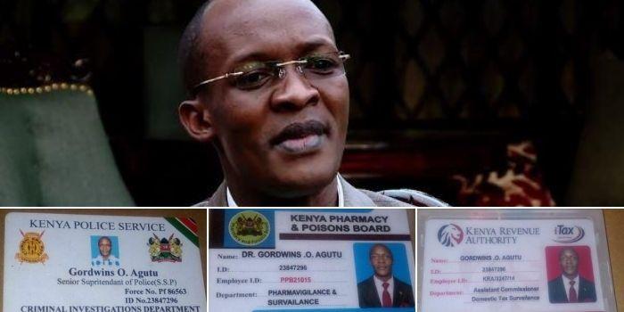 I Was Undercover - Gordwins Agutu Explains Multiple IDs After NTV Exposé - Kenyans.co.ke