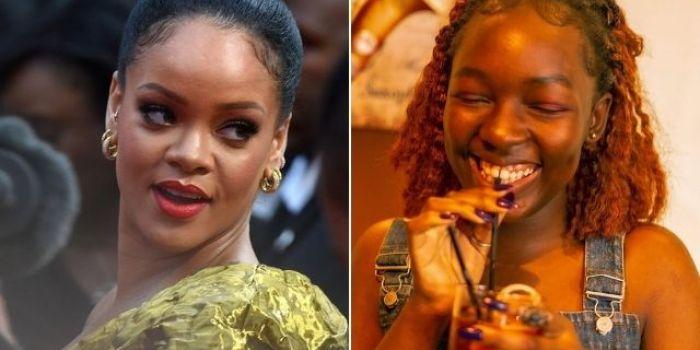 Rihanna Picks Kenyan Girl for Posh Role [VIDEO] - Kenyans.co.ke