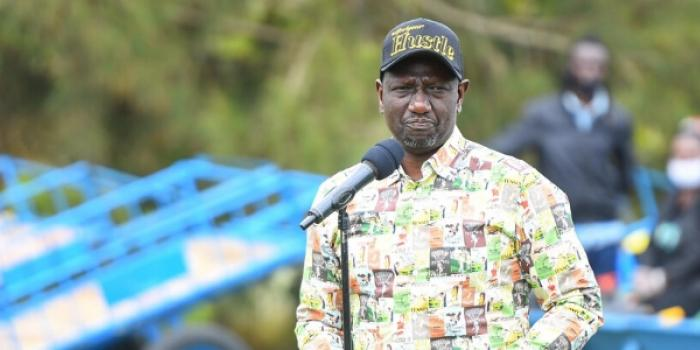 DP Ruto Acts After Flouting Covid-19 Directives [VIDEO]