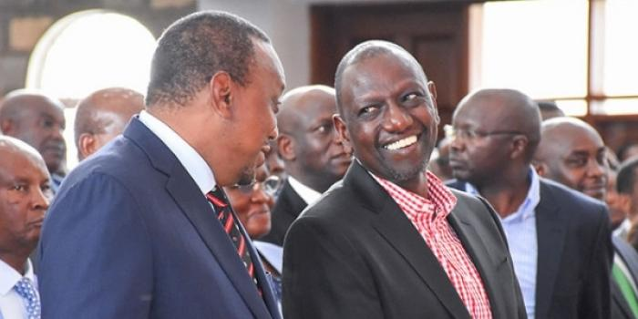 Is Ruto Guilt Tripping Uhuru With His Latest Enthusiasm for Truce? -  Kenyans.co.ke