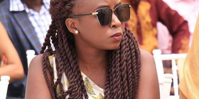 Image result for images of Jacque Maribe at Lesuuda's wedding