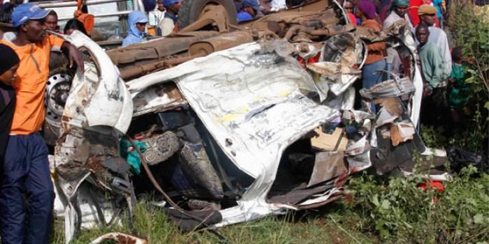 3 Killed, Several Injured in 3-vehicle Accident - Kenyans co ke