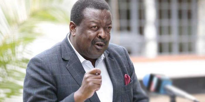 Musalia Mudavadi Stops Raila's Plan, Accuses Him of ...