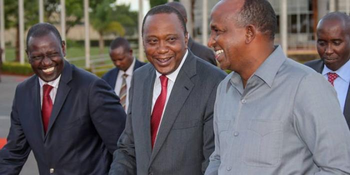Image result for duale and ruto