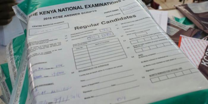 Image result for kcse exam 2018