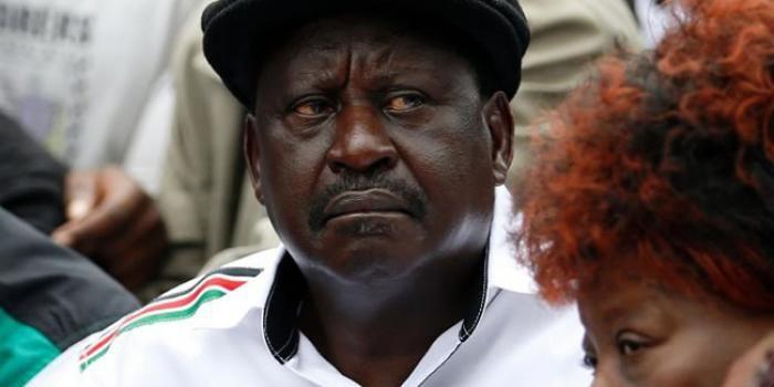 Raila Exposes How Otieno Ambala Manipulated His Sister ...