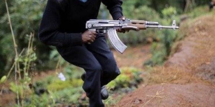 Thugs Pump Bullets Into Police Constable and Wife