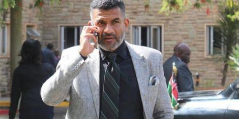 File image of Mvita Member of Parliament Abdulswamad Nassir.