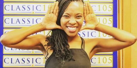 File photo of Anna Mukasa, a radio presenter