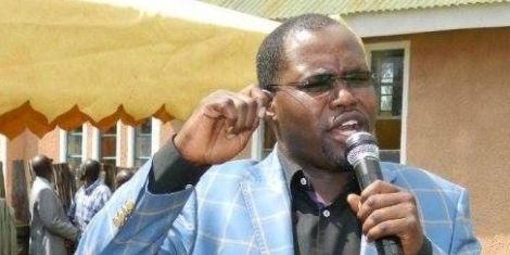 Emurua-Dikir MP Johanna Ngeno