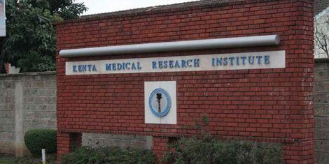 Kenya Medical Research Institute (Kemri) located in Nairobi.