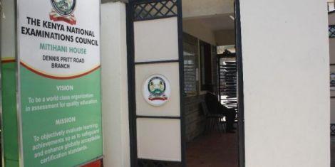 Kenya National Examinations Council (KNEC) house along Dennis Pritt Road in Nairobi