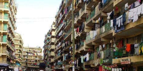Pipeline Estate In Nairobi.