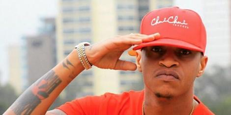 File image of popular rapper CMB Prezzo