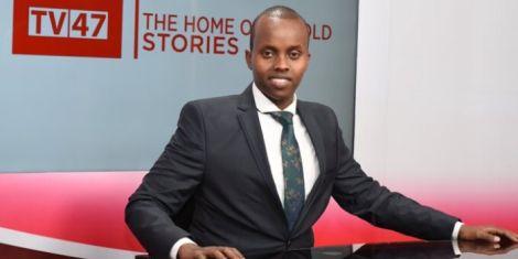 Acting TV 47 CEO Abubakar Abdullahi