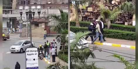 An image of Westgate incident