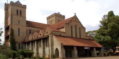 All Saints' Cathedral Nairobi