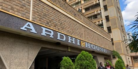 Ministry of Lands headquarters, Ardhi House