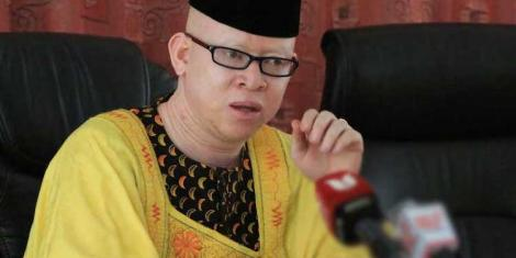 Nominated Senator Isaac Mwaura. He explained that the procedure for removing a nominated senator was easy.