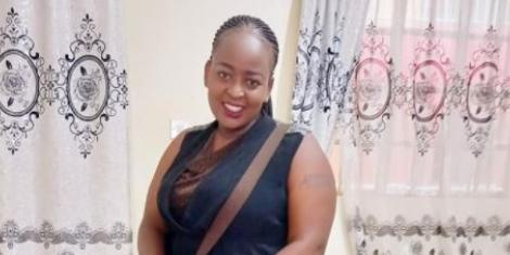 Lydia Wambui went viral when she embarked on a search for her father