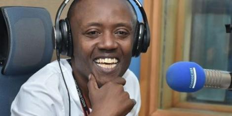 Classic FM presenter Maina Kageni