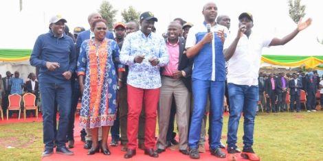Ruto's Mt Kenya Allies Show Signs of Betrayal - Kenyans.co.ke