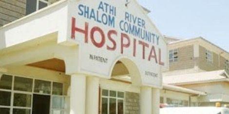File image of Shalom Hospital, Athi River