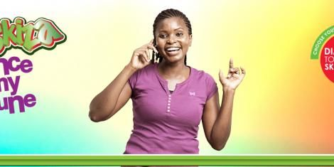 Skiza tunes are a way of entertaining your callers.