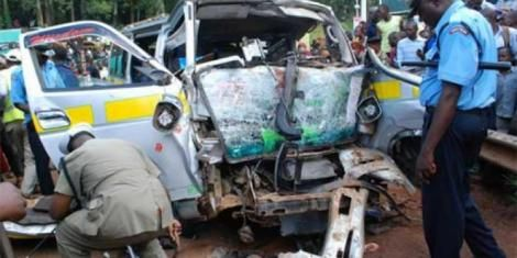 8 Dead in Grisly Mombasa Road Accident - Kenyans co ke
