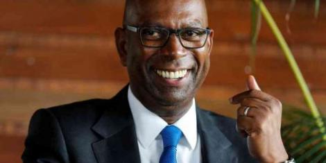 Kenya telecoms giant Bob Collymore dies of cancer at 61