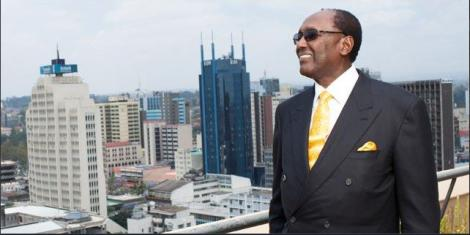 Chris Kirubi: From Poor Orphan to One of Kenya's Richest