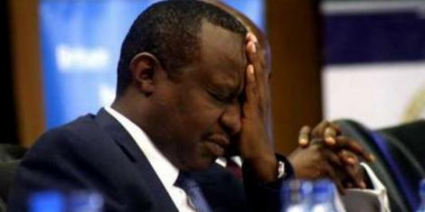 Image result for henri rotich and cs wamalwa