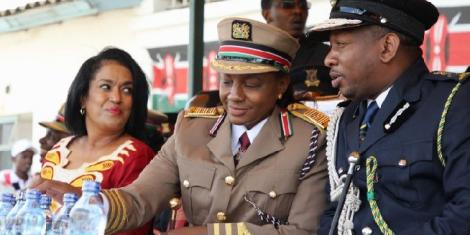 Image result for Passaris phone call with Sonko