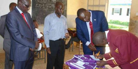 Why Teachers Were Forced to Sit for 2017 KCSE Exams
