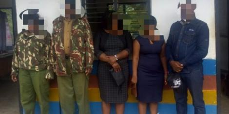 DCI Nabs Officer Extorting Money From Nairobi Clubs