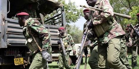 Not Today! Kenyan Officers Thwart a Terror Attack in Dabacity