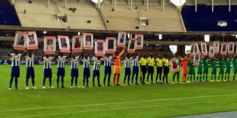 Image result for gor Mahia AFC lEOPARDS PLACARDS