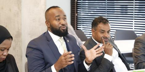 Governor Hassan Joho To Implement E Governance In Mombasa