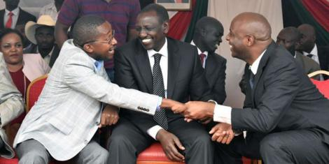 Ruto's Secret Meetings with Central Region MCAs that have Cost Him Governors' Support - Daily Active