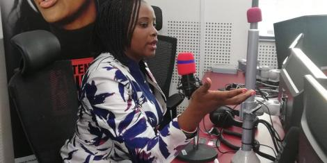 Kanze Dena Opens Up on Prayer Meetings at State House