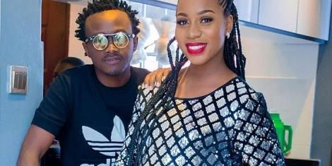 Bahati's Wife Recounts Being Cheated on Just Before Video