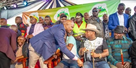 Sonko, Moses Kuria Join Forces to Form New Political Movement