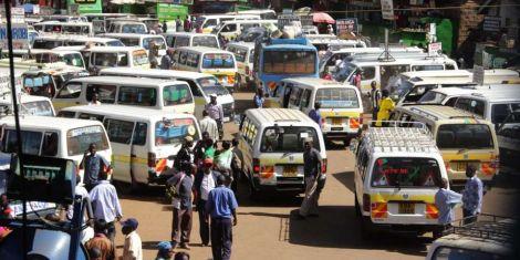 Full List of Matatus Stages in Nairobi - Kenyans co ke