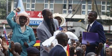 2 OCPDs Arrested for Escorting Prophet Owuor in Nakuru - Kenyans co ke