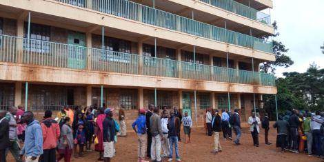 At least 13 children killed in Kenya school stampede