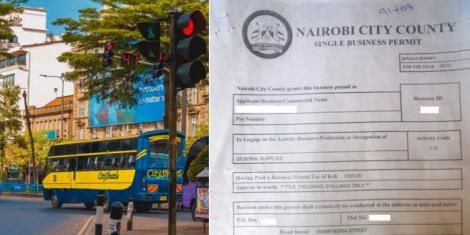 Business Permit How To Apply Online Renew Single Business Permit In Nairobi Kenyans Co Ke