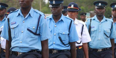 President Uhuru Unveils New Police Uniform for General Duty